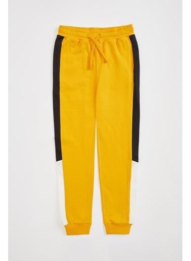 DeFacto Sweatpant Sarı